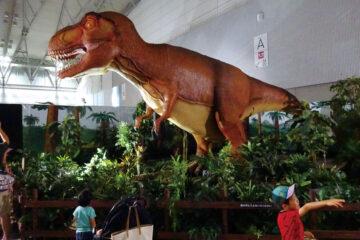 ジュラシック大恐竜展inときメッセ