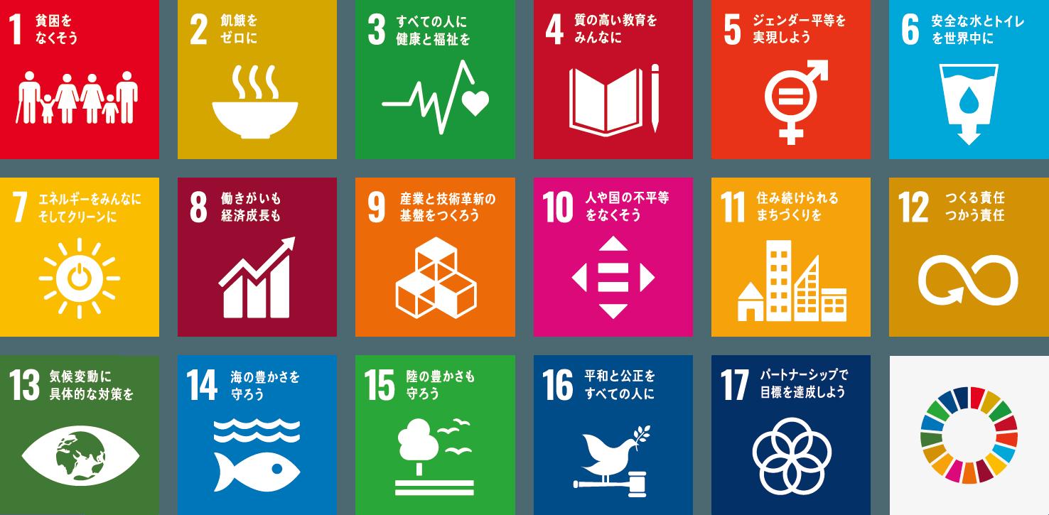 地域経済の活性化および持続可能な社会の実現